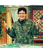 Anita on Simply Quilts
